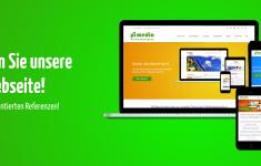 Besuchen Sie unsere neue Webseite von p1 media Discount-Werbeagentur aus Stuttgart www.p1media.com