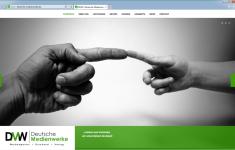 screenshot_DMW-Webseite