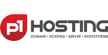 Logo von p1Hosting.de managed IT aus Stuttgart www.p1hosting.de